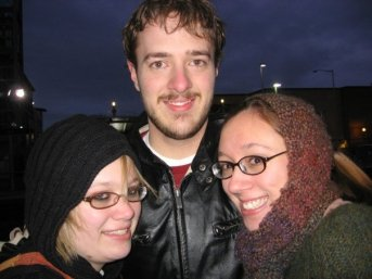 Anna, Nathan, Sarah
