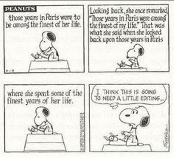 Snoopy.Editing