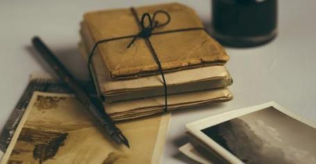 Books.tied